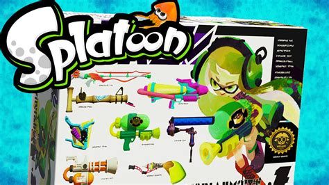 splatoon vol 1 books splatoon wii u gameplay 2 7 0 update new weapons balance