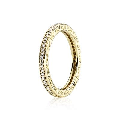 pandora rings stacking ring 150163d rings pandora