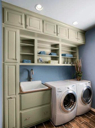 Kraftmaid Maple Willow Laundry Room Cabinetry Kraftmaid Kraftmaid Laundry Room Cabinets