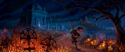 coco art coco first look pixar s multicultural message will make