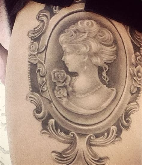 cameo tattoos cameo ideas cameo