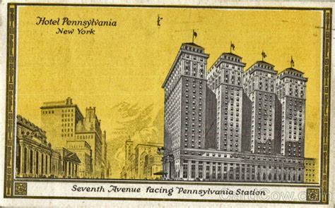 Architectural Plans For Houses New York Architecture Images Hotel Pennsylvania
