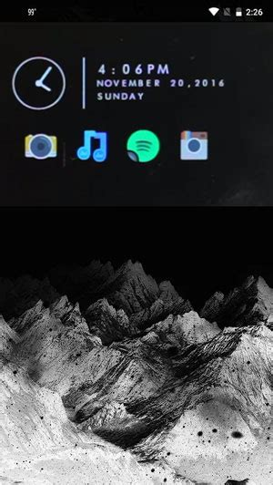 themes for clean ui launcher 12 best nova launcher themes 2018 geeks gyaan