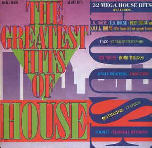 house music greatest hits various the greatest hits of house label stylus music smr 867 2