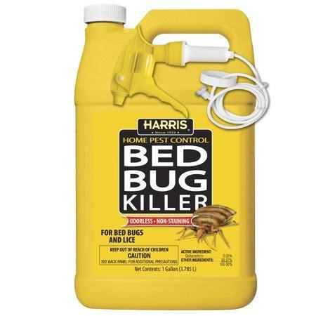 harris bed bug killer gallon spray  pack walmartcom