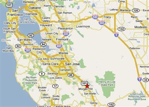santa clara california map maps aerials city of hill ca official website