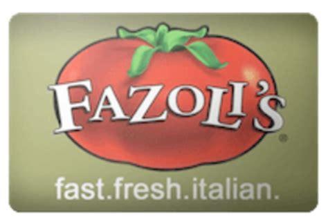 Fazoli S Gift Card - fazoli s gift card giveaway sweepstakes