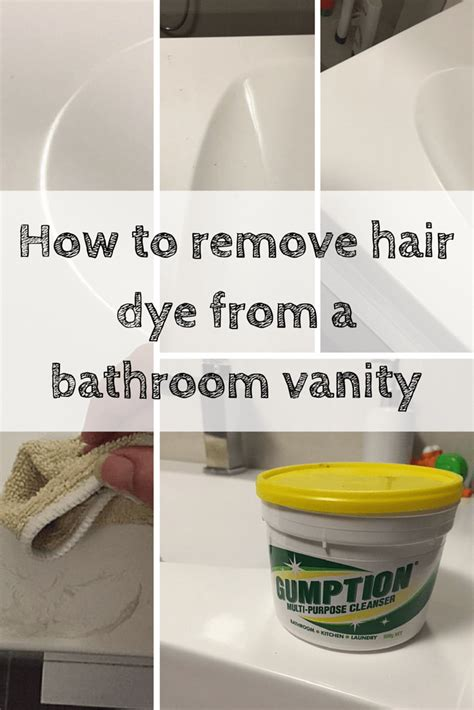 how to remove hair dye stains from bathroom surfaces how to remove hair color from 28 images how to remove hair color from hair