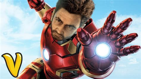 iron man suit mods