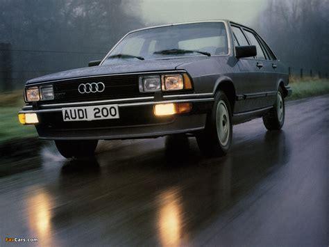 Audi 200 5t by Audi 200 5t 43 1979 1982 Photos 1024x768
