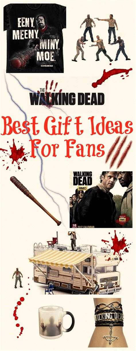 the walking dead gifts best gifts for the walking dead fans twd gift ideas