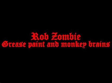 super sexy swinging sounds rob zombie grease paint and monkey brains supersexy