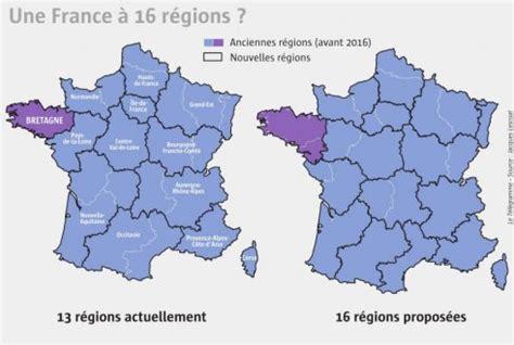 régions. plaidoyer pour une autre carte débats