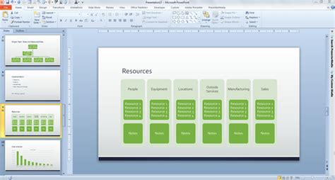 Free Business Plan Template For Powerpoint 2013 Business Plan Powerpoint Template Free