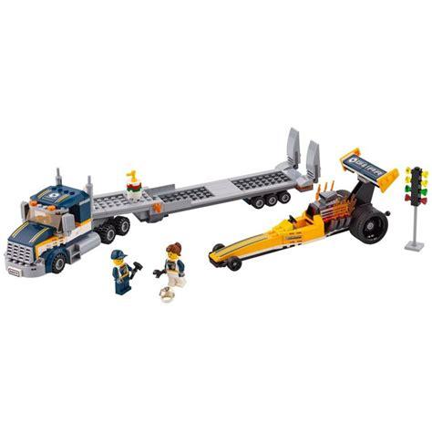 Produk Istimewa Lego City 60151 Dragster Transporter lego dragster transporter set 60151 brick owl lego marketplace