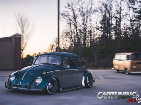 stanced volkswagen beetle stanced volkswagen beetle side