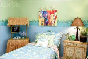 Beach Theme Bedroom Decorating Ideas Beach Themed Room Wallpaper