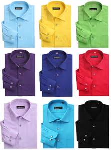 dress shirt colors 10 colors sleeve shirts solid color dress formal