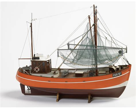 j perkins model boats billing boats b474 cux 87 krabbenkutter model boat