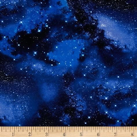 universe pattern fabric timeless treasures space galaxy discount designer fabric
