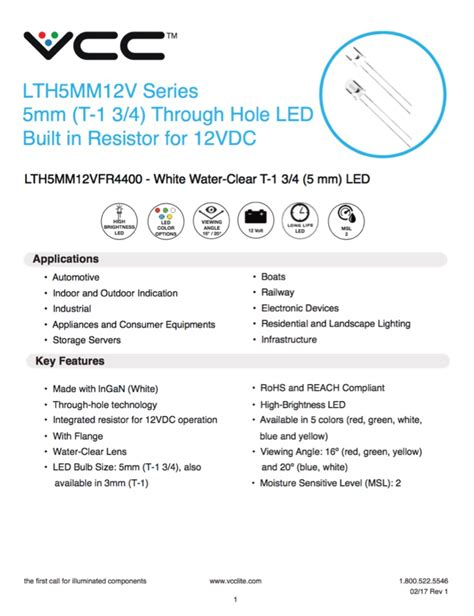 5mm led with built in resistor 5mm led with built in resistor 28 images white transparent 5mm led with resistor tx lt 3mm