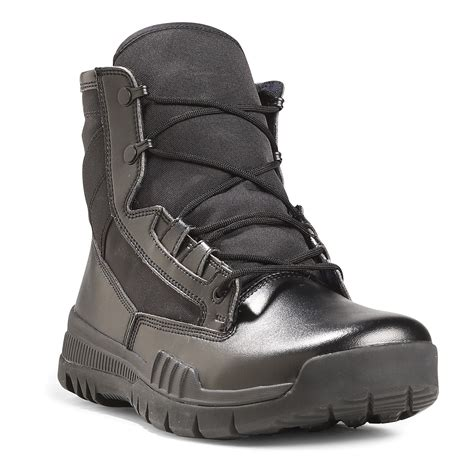 Nike Sfb Safety Black nike sfb field chukka black at galls