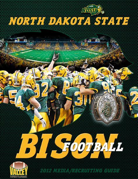 Dakota State Mba by Issuu 2012 Dakota State Football Media Guide By