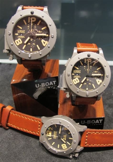 u boat watch serial number new u boat u 42 chronograph and 47mm limited editions
