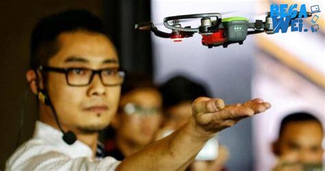 erafone dji dji spark drone yang bisa ikuti gerakan tangan begawei com