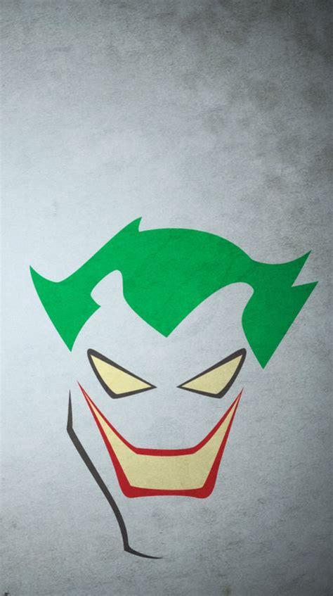 cartoon joker iphone  wallpaper comics pinterest