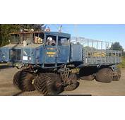 FOR SALE  Rare Military Surplus Off Road Vehicle The