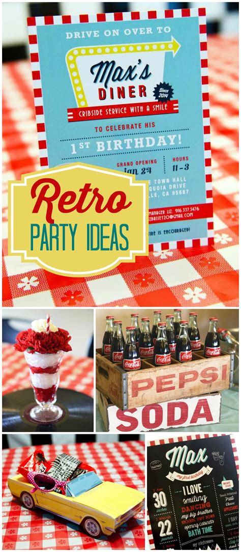 retro theme decorations 25 best ideas about diner on grease
