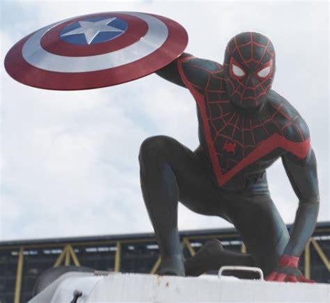 Set Hoodie Kid Bando capit 225 n am 233 rica civil war con ultimate spider y