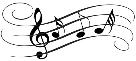 musical notes free music note clipart 5 clipartwiz clipartix