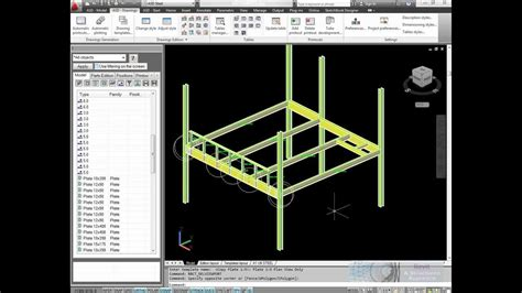 tutorial autocad detailing autocad structural detailing steel fabrication drawings