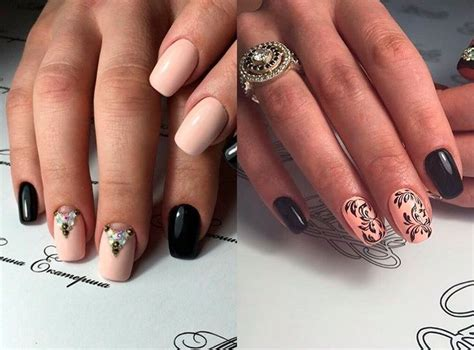 two color nail designs best 25 two color nails ideas on nails