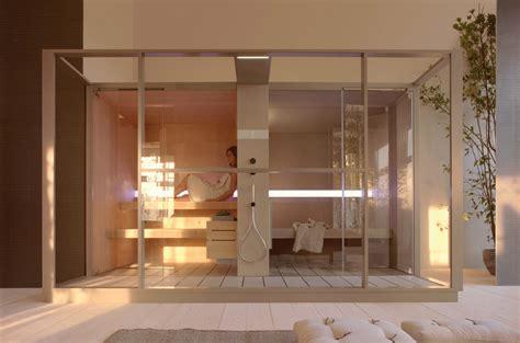 logica sauna and hammam system effegibi