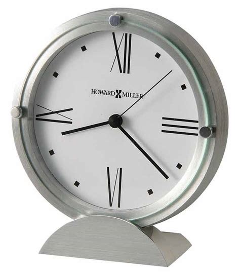 Howard Miller Simon Ii 645 671 Contemporary Desk Clock