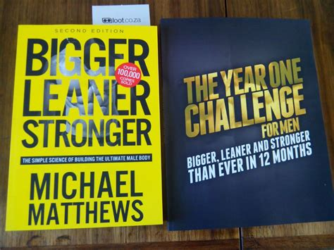Pdf Year One Challenge Stronger by Insights And Rants Taking Up The Quot Bigger Leaner Stronger