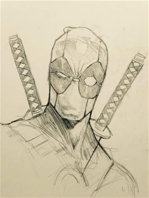 imagenes de wolverine a lapiz dibujos de deadpool a lapiz carboncillo dibujos a lapiz