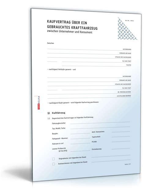 Autoversicherung Amtc by Kfz Versicherung Gewerblich Download Archiv Kaufvertr