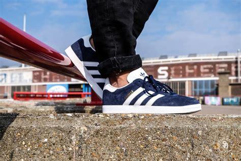 Adidas Sneakers Op Navy White adidas gazelle navy white bb5478