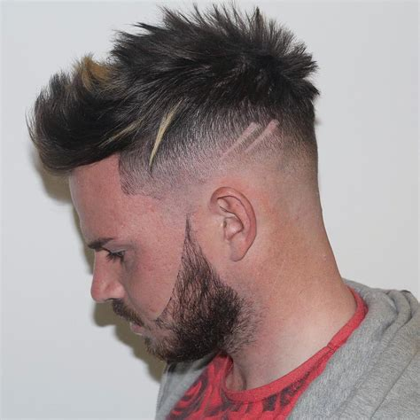 spiked hair balding crown men 49 cool short hairstyles haircuts for men 2018 guide