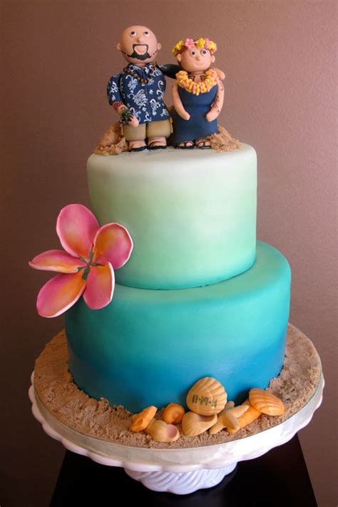 Wedding Cake Hawaii by 132 Best Images About Cake Wedding Hawaiian Tropical