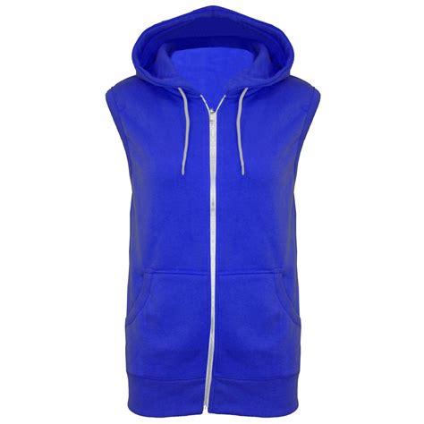 Jaket Vest Zipper Hoodie Dishonored 2 02 mens sleeveless hooded zipper sweatshirt hoodie casual