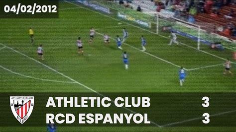 liga    athletic club  rcd espanyol