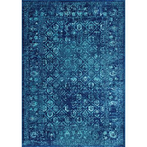 nuloom vintage floral kiyoko blue 8 ft x nuloom verona blue 8 ft x 10 ft area rug rzbd07c 71001010 the home depot