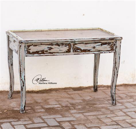 honovi rustic wood shabby chic writing desk style