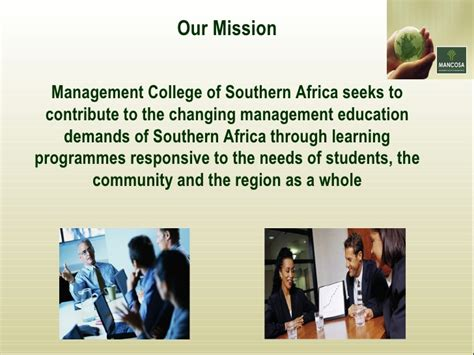 Mba Linkedin South Africa by Image Gallery Mancosa College
