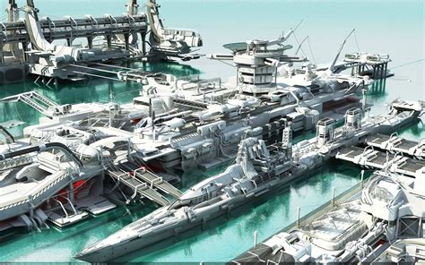 anime boat names download wallpapers download 2560x1600 water futuristic